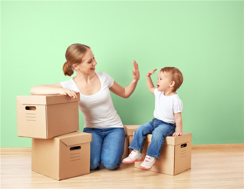 Moving As A Child (Part 1)