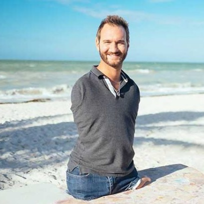 Never Give Up (Nick Vujicic)